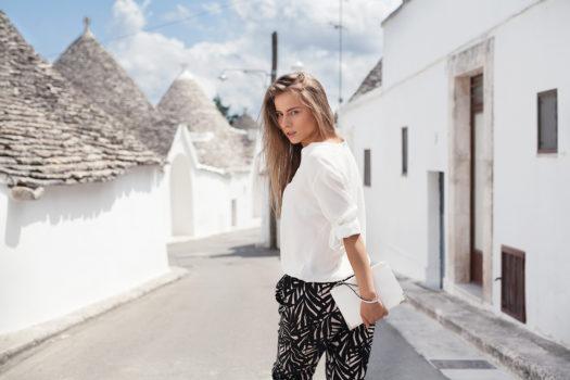 The white magic of Alberobello