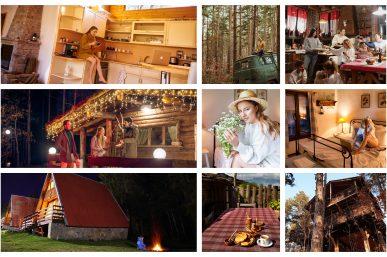 Моите 6 любими къщички за туризъм в България, направени с много любов и уют